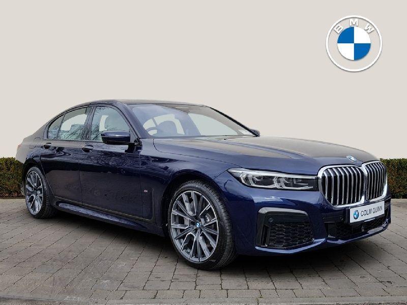 BMW 7 Series 745e M Sport