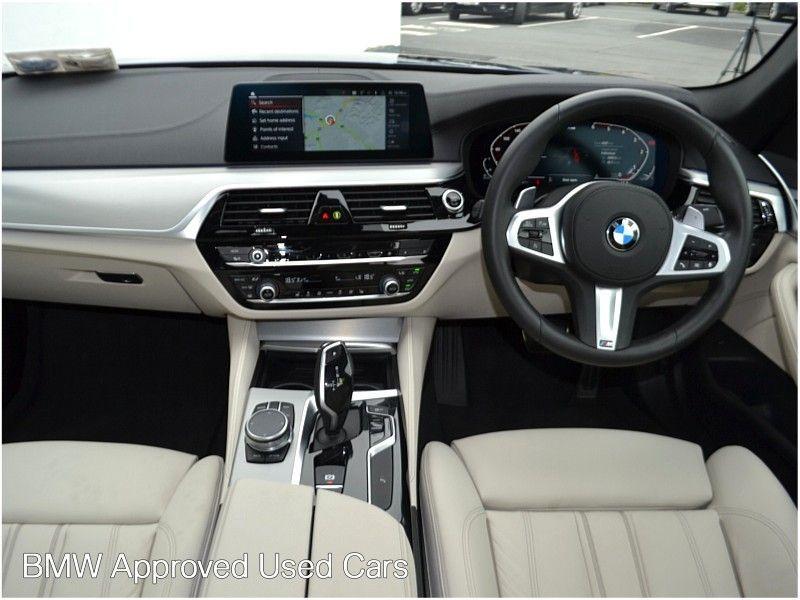 Used BMW 5 Series 520d M Sport Saloon (2020 (201))
