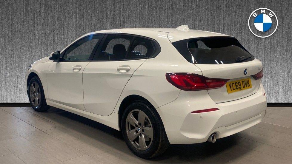Image 2 - BMW 116d SE (YC69DVK)