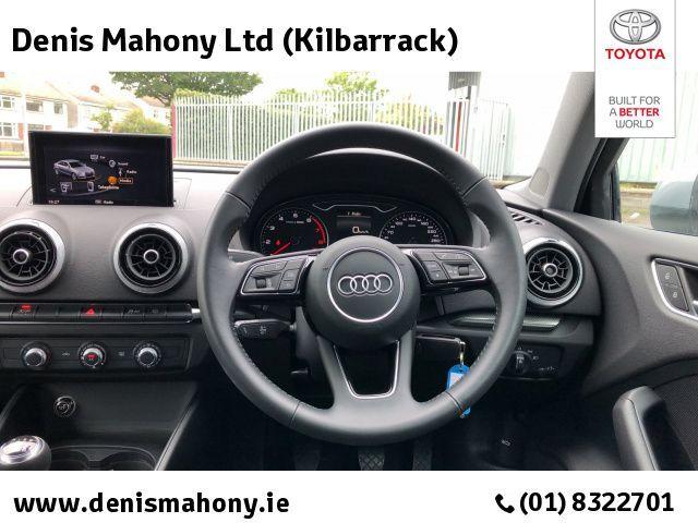 Used Audi A3 LIMOUSINE SAL 1.0 TFSI 116HP SE 4DR 30 (2019 (192))