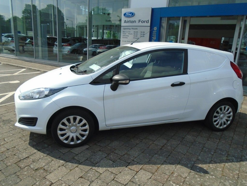 Ford Fiesta 1.5 TDCI  VAN 2DR*ASK ABOUT OUR SCRAPPAGE OFFER*