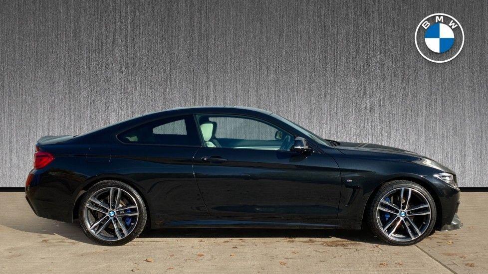 Image 3 - BMW 420d M Sport Coupe (BG17XVO)
