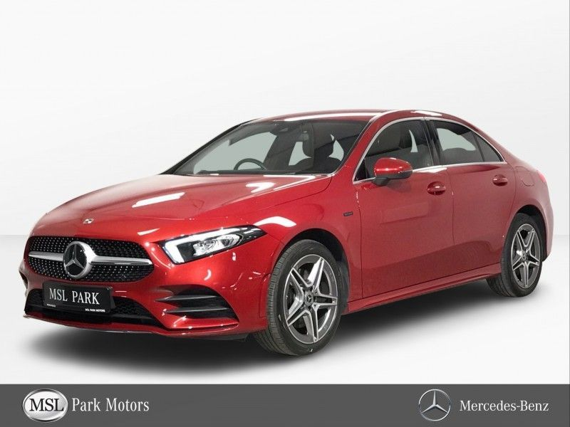 Mercedes-Benz A-Class 250e Hybrid - AMG Line - Reversing Camera - Cruise Control - Bluetooth Phone - Dual Zone Climate Control - 18 Inch Alloys - Auto Lights & Wipers