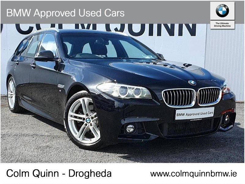 Used BMW 5 Series 520d M Sport Touring (2016 (161))