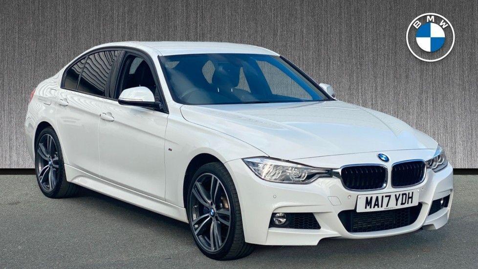 Image 1 - BMW 335d xDrive M Sport Saloon (MA17YDH)