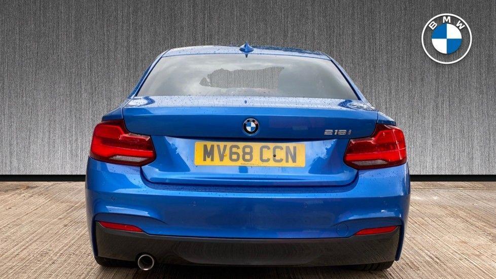 Image 15 - BMW 218i M Sport Coupe (MV68CCN)