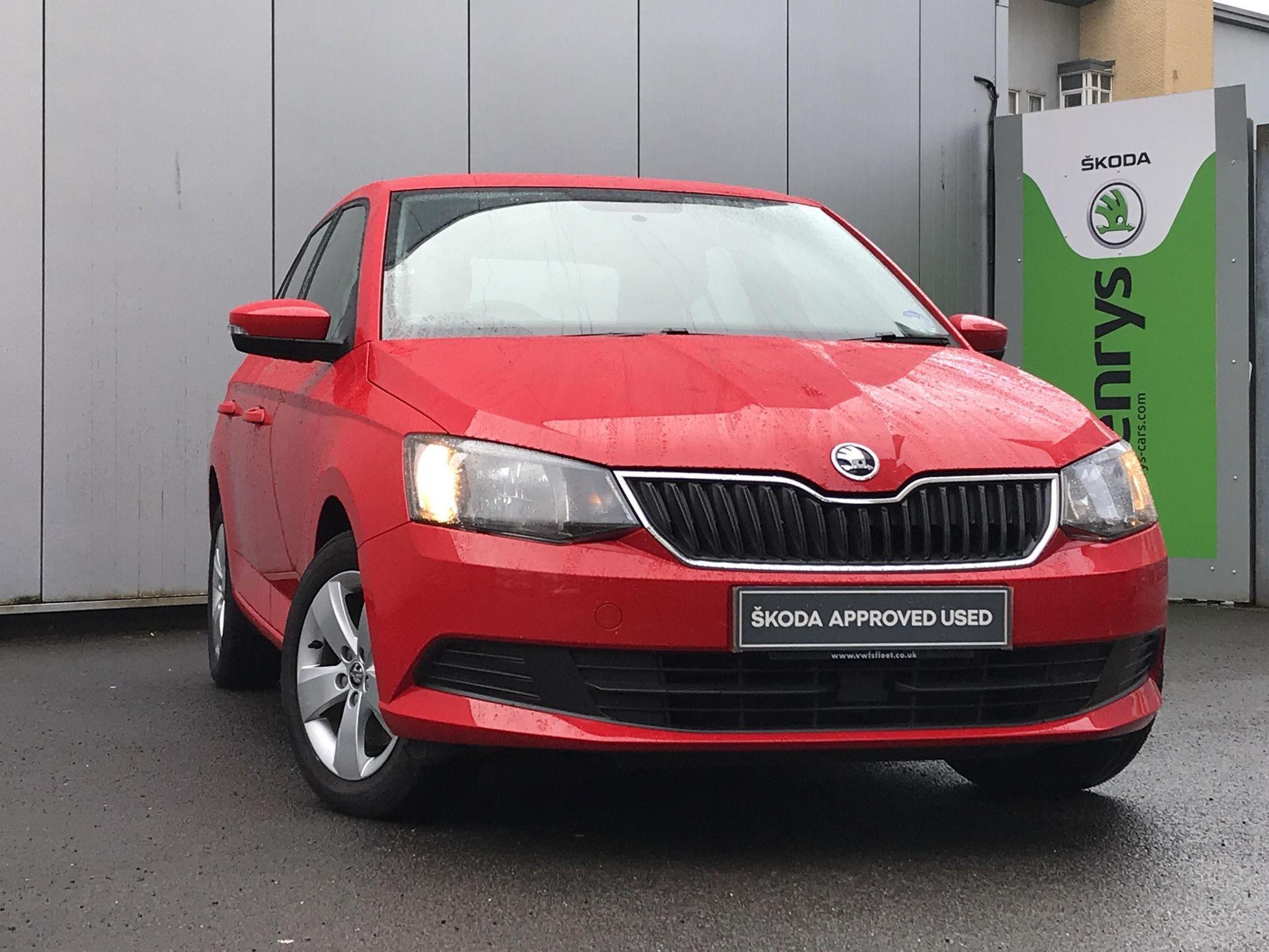 ŠKODA Fabia 1.0 TSI SE (110PS) S/S DSG 5-Dr Hatchback