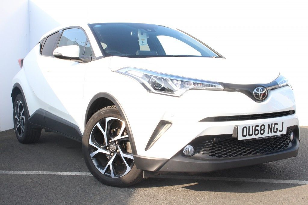 Toyota C-Hr 1.2 DESIGN 5DR