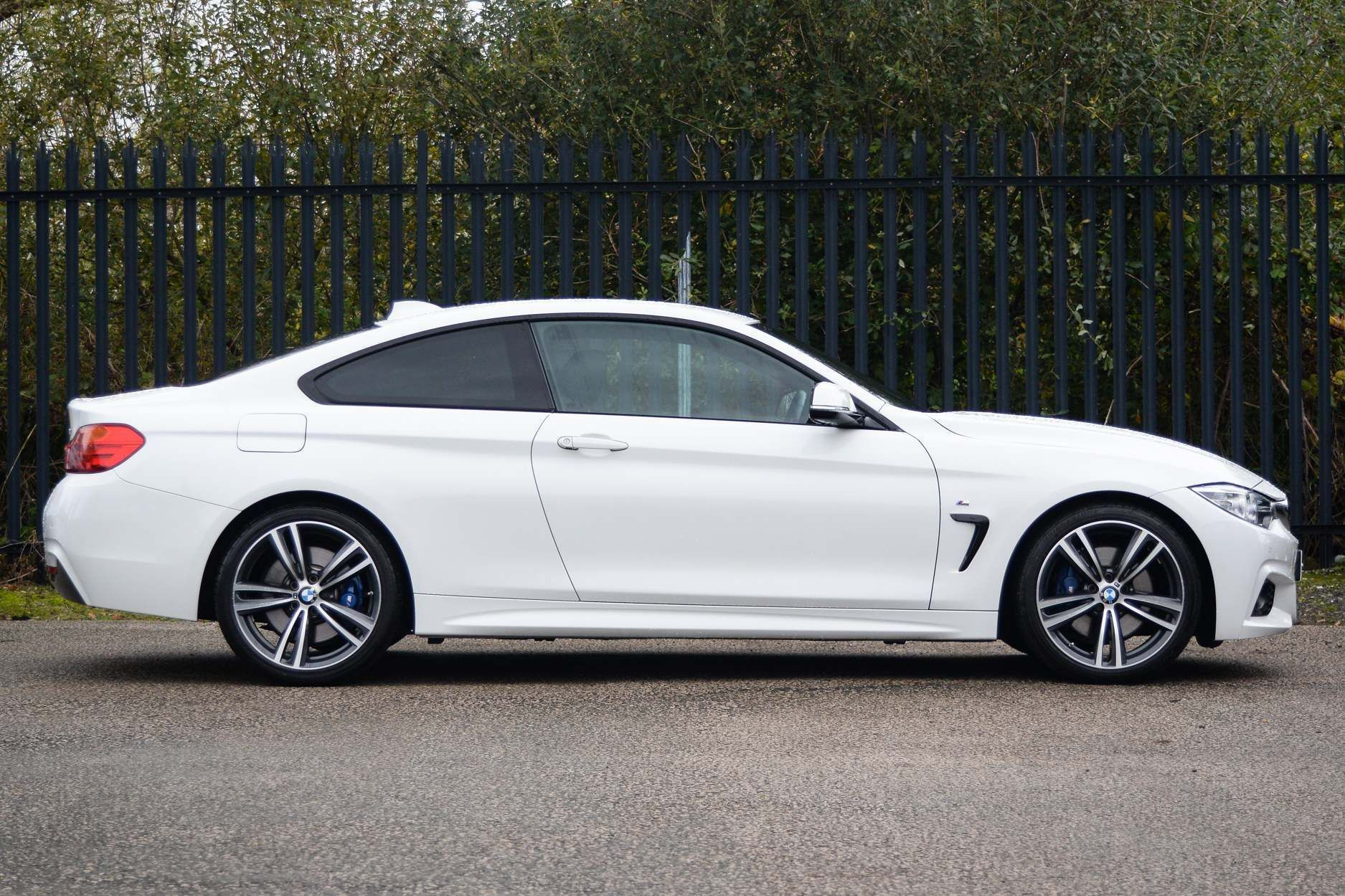 Image 3 - BMW 420d M Sport Coupe (NA66GHY)