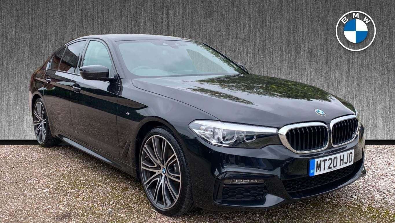 Image 1 - BMW 520d M Sport Saloon (MT20HJO)