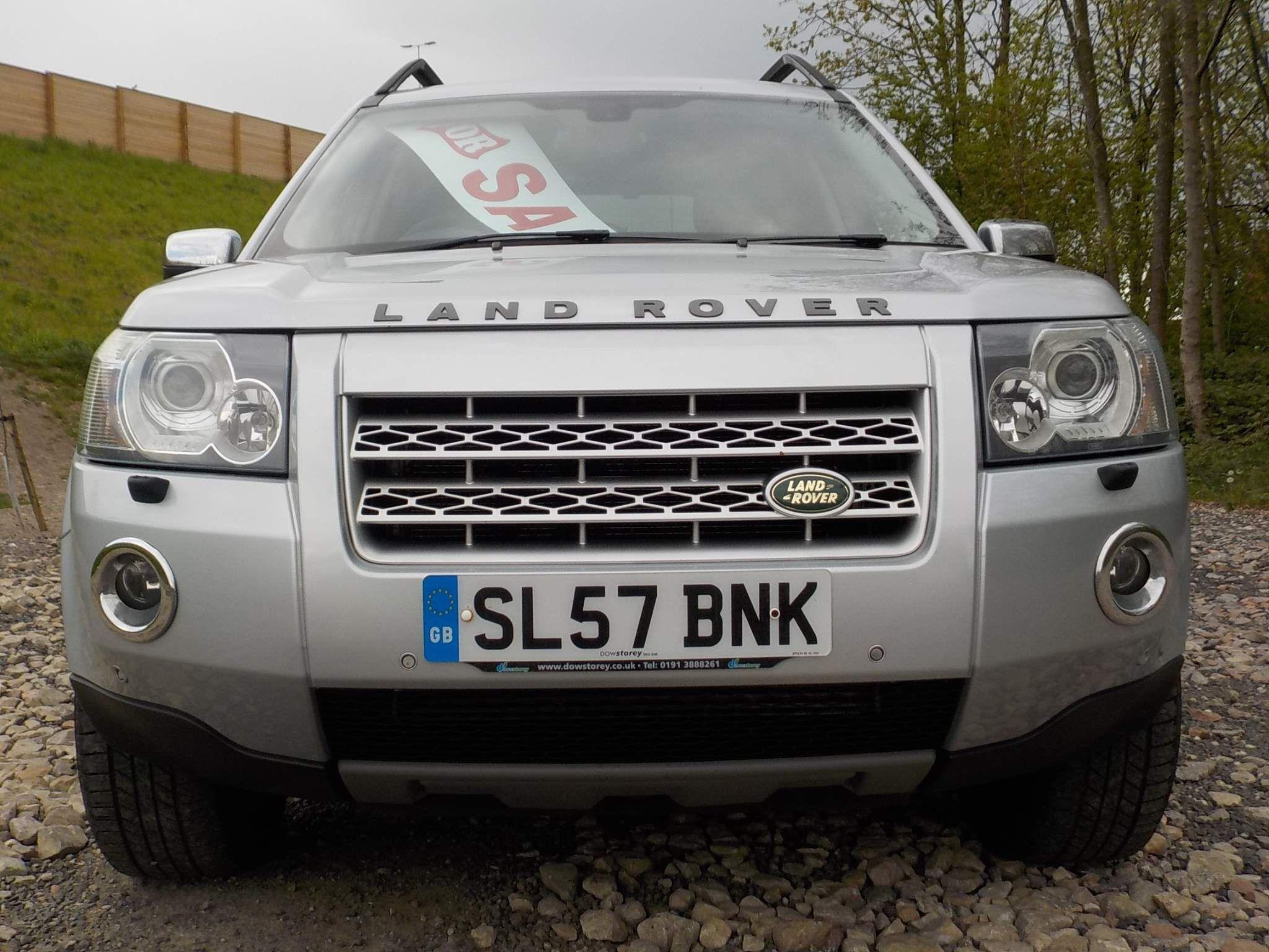 Land Rover Freelander 2 2.2 TD4 HSE 5dr