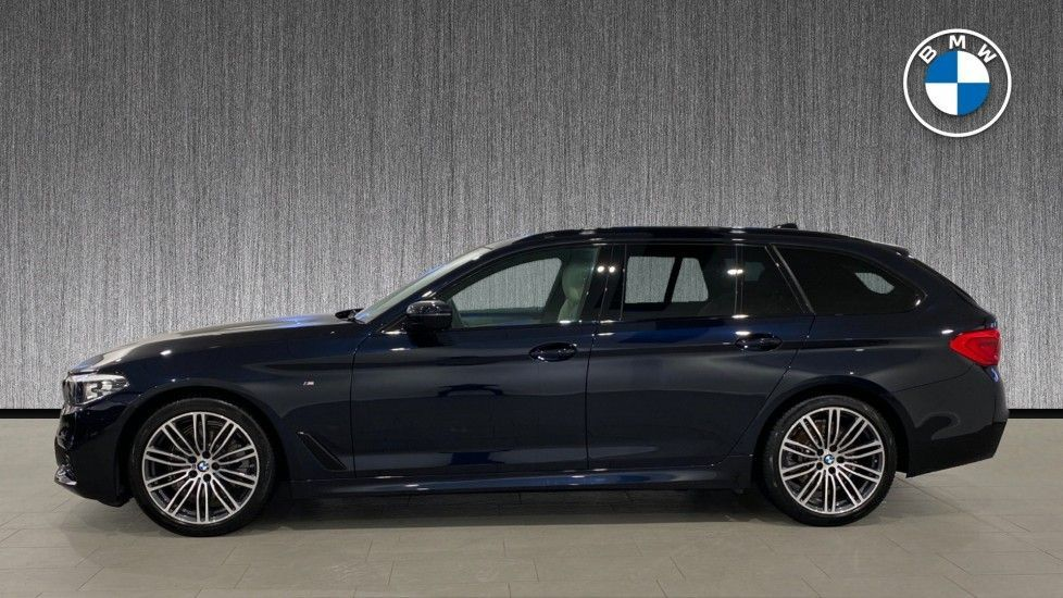 Image 3 - BMW 520d M Sport Touring (YB69DWD)