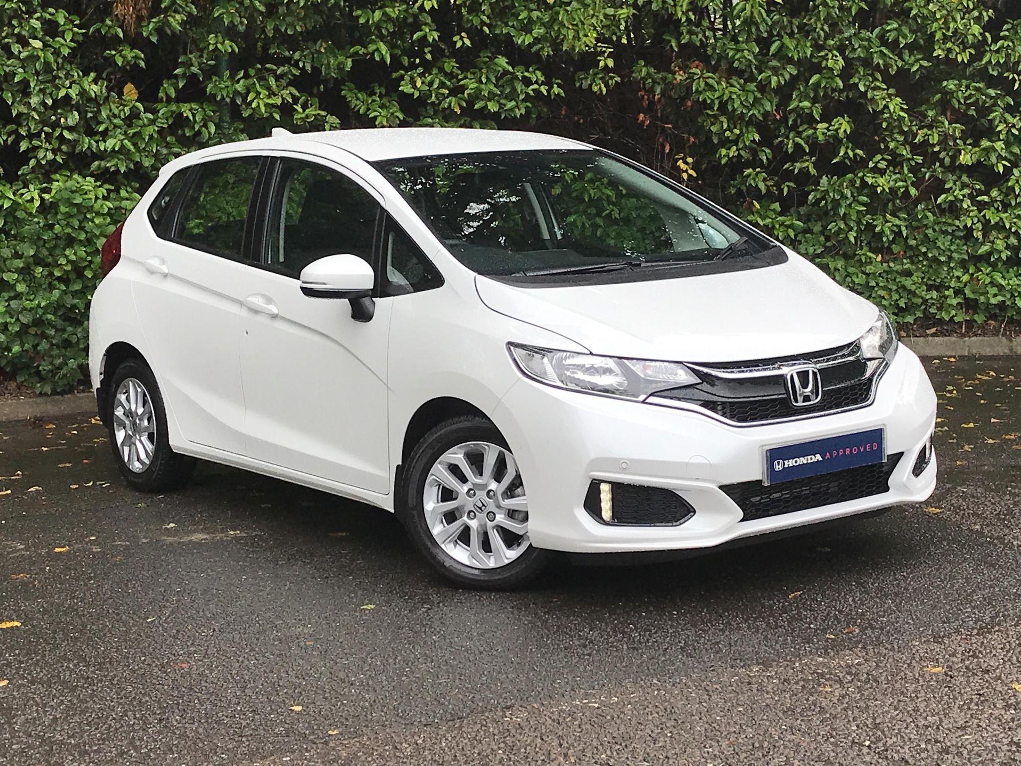 Honda Jazz 1.3 i-VTEC SE Navi CVT (s/s) 5dr