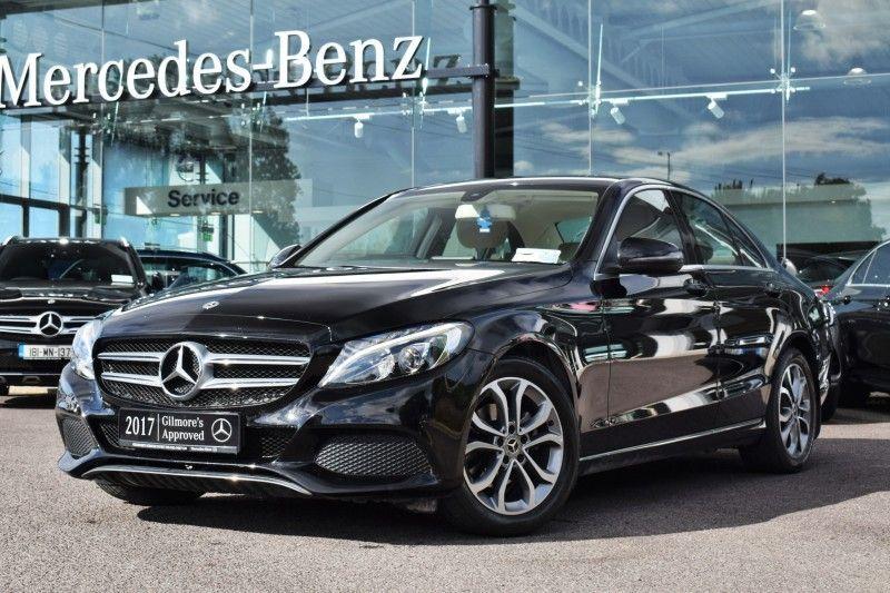 Mercedes-Benz C-Class C200d AVANTGARDE A/T