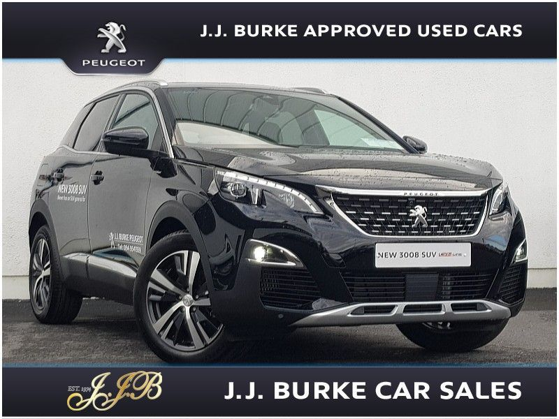 Peugeot 3008 GT Line 2.0 BlueHDi 180bhp Auto *Order Yours Today*