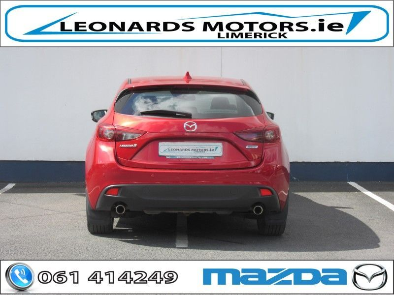 Used Mazda Mazda3 2.2D (150PS) GT 4DR (2017 (171))