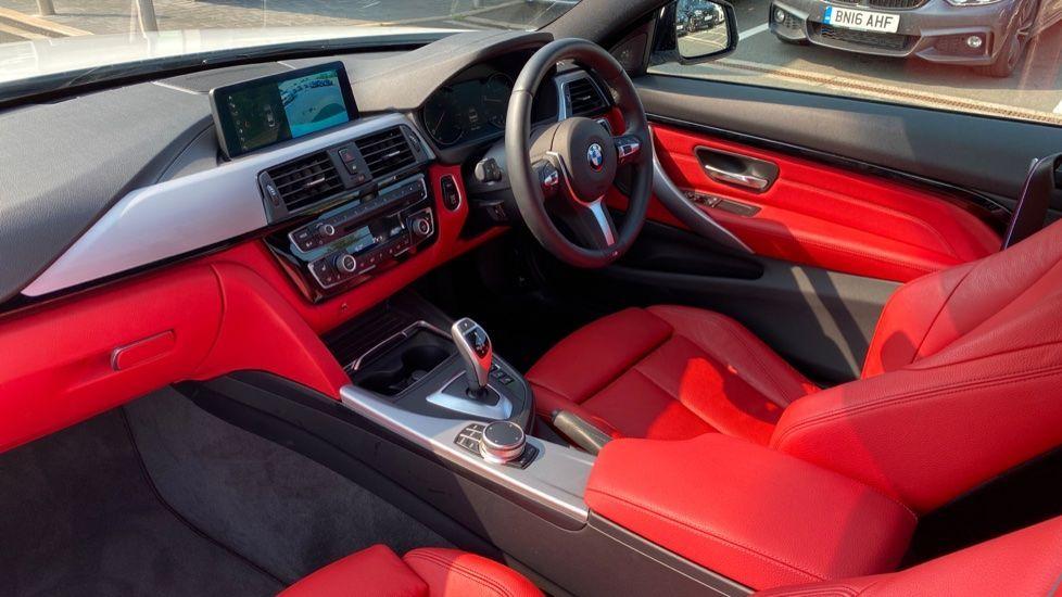 Image 6 - BMW 420d M Sport Coupe (YC69GWX)