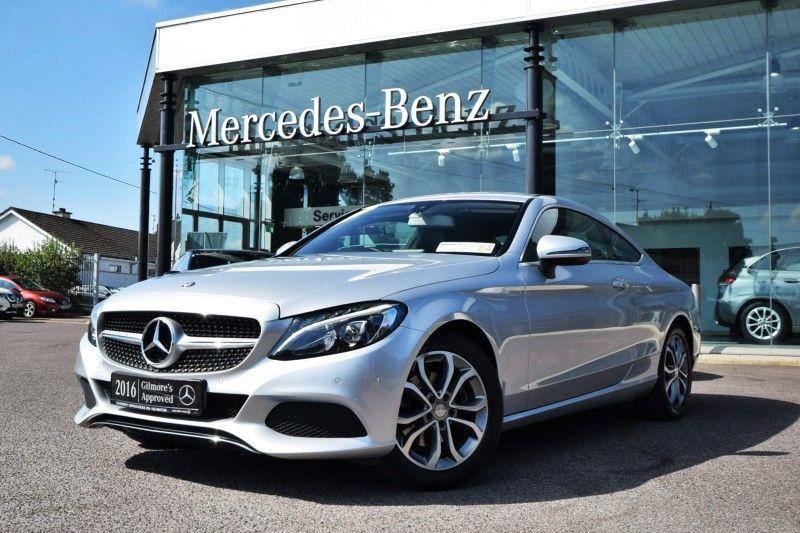 Mercedes-Benz C-Class C220d Coupe Auto - Only 64,000km