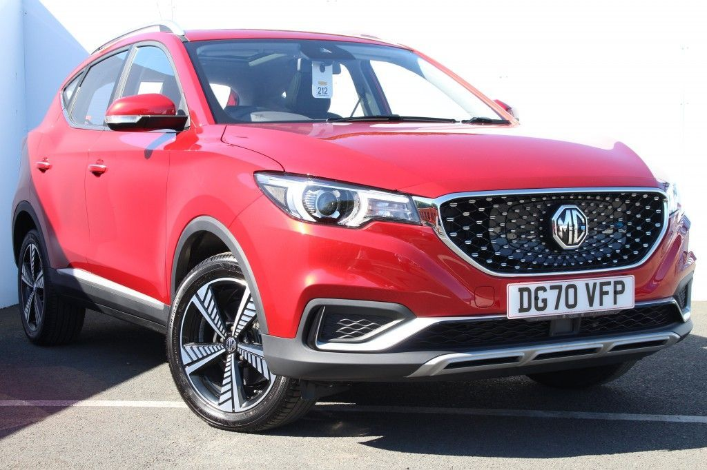 MG MG Zs Ev EXCLUSIVE 5DR AUTOMATIC