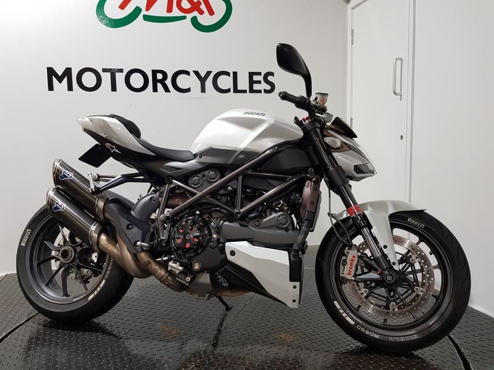 Ducati Streetfighter Bikes For Sale On Auto Trader Uk