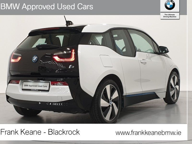 Used BMW I3 i3 94Ah with Range Extender (2018 (181))