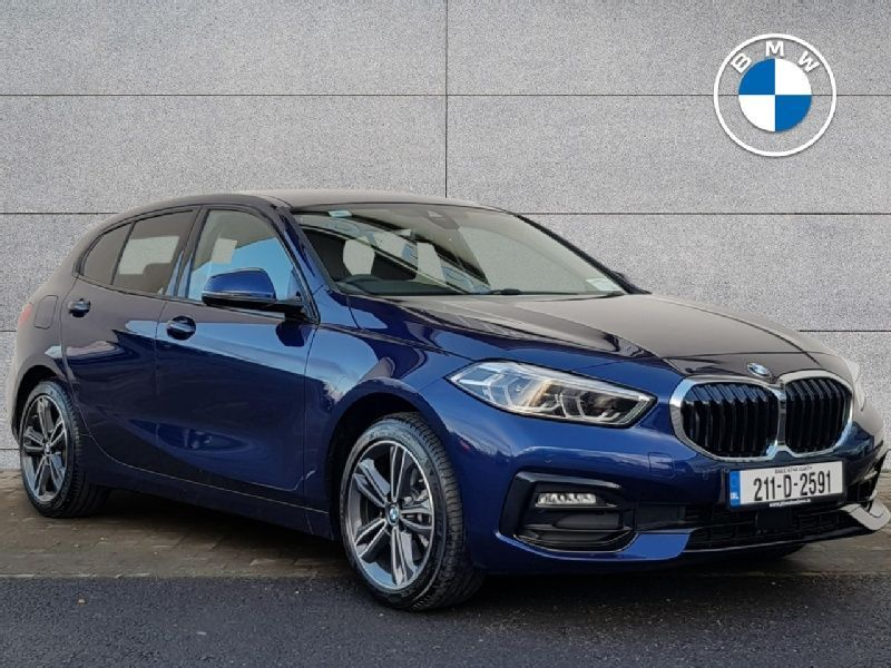 BMW 1 Series 118i Sport from €89 Per Week