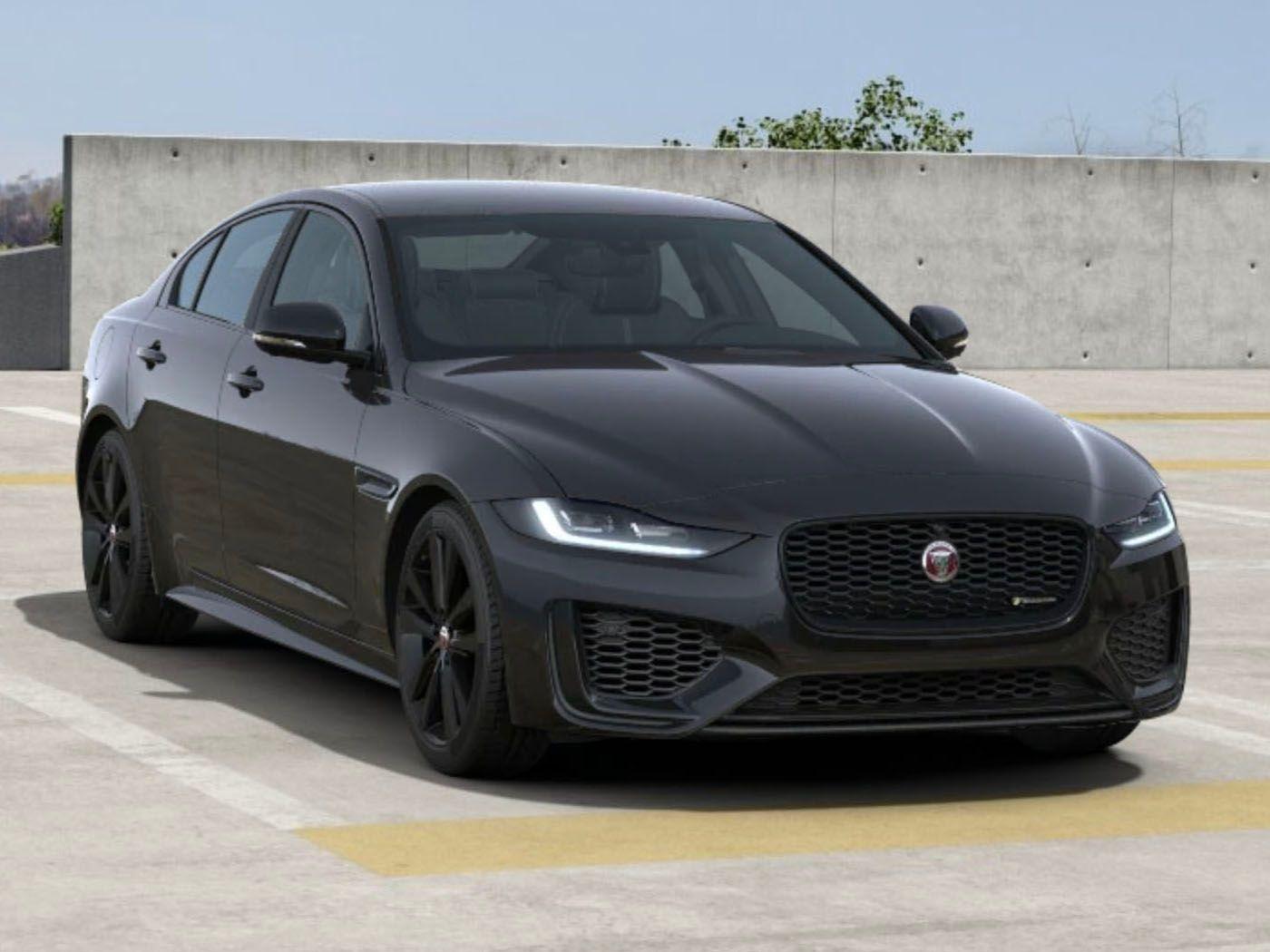 Black Jaguar Xe Used Cars For Sale Autotrader Uk