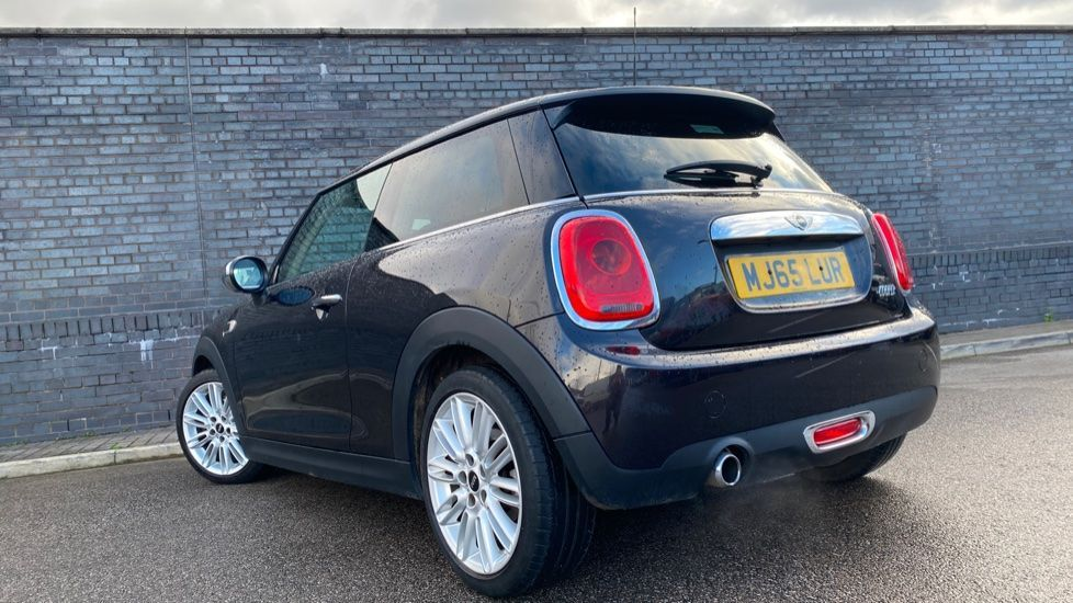 Image 27 - MINI Hatch (MJ65LUR)
