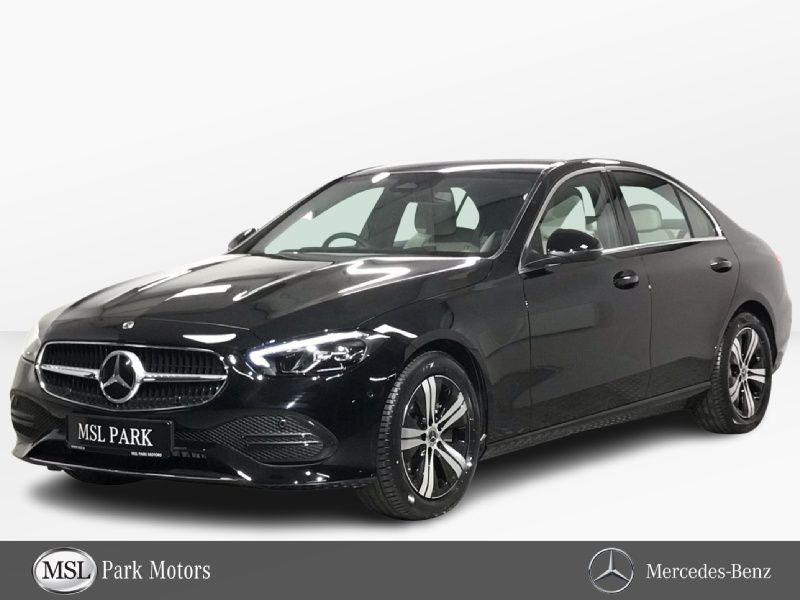 Mercedes-Benz C-Class *NEW MODEL* 200 A/T Avantgarde