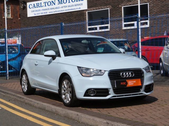 Audi A1 Used Cars For Sale In West Midlands On Auto Trader Uk