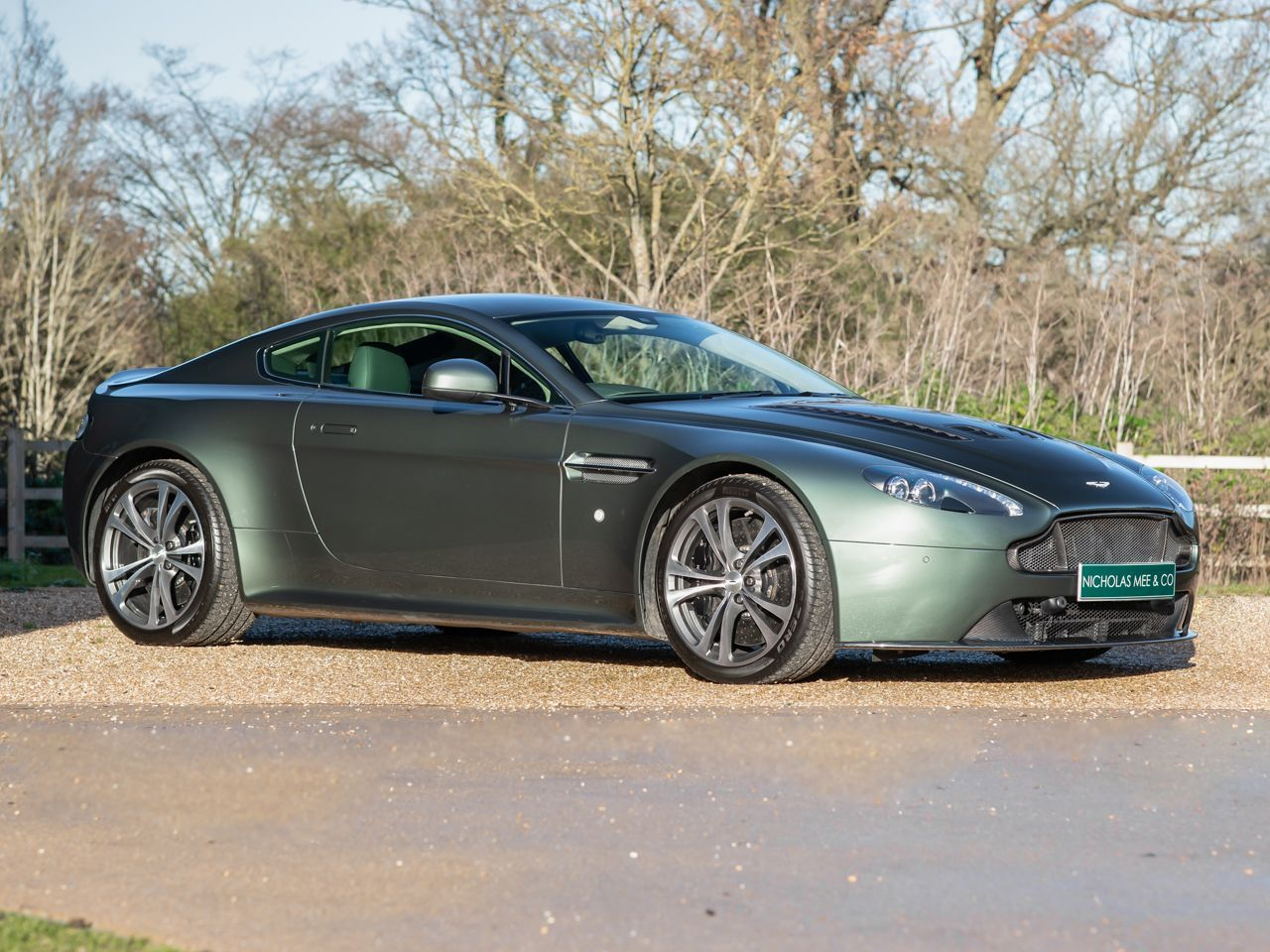 Aston Martin Vantage S Used Cars For Sale Autotrader Uk