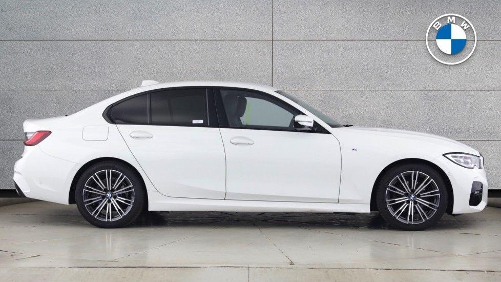 Image 3 - BMW 320d M Sport Saloon (YA69AWP)