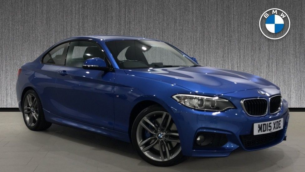 Image 1 - BMW 228i M Sport Coupe (MD15XDE)