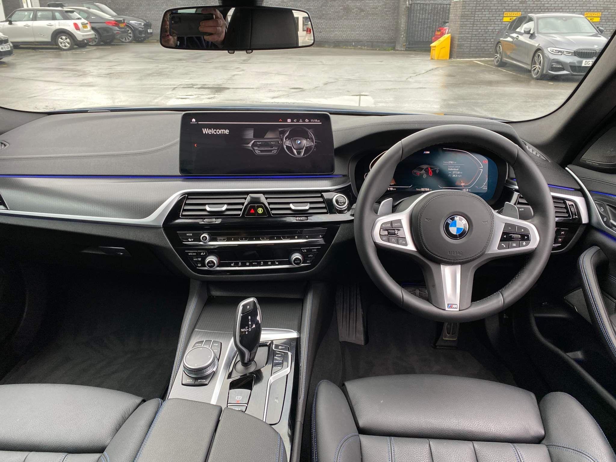 Image 14 - BMW 530d xDrive M Sport Saloon (MV70CGK)
