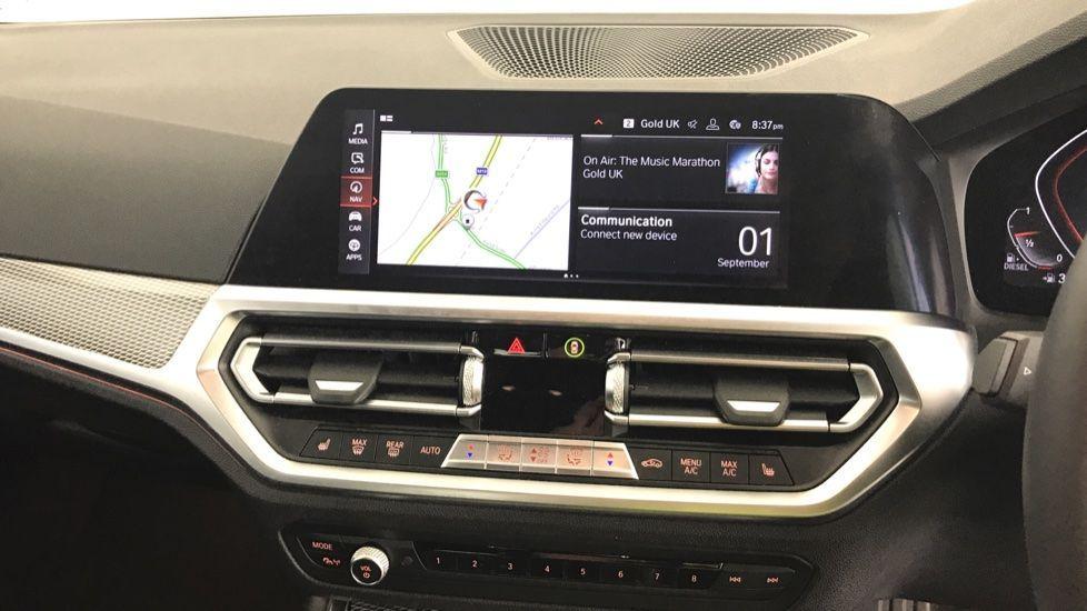 Image 7 - BMW 320d M Sport Saloon (YA69AWP)