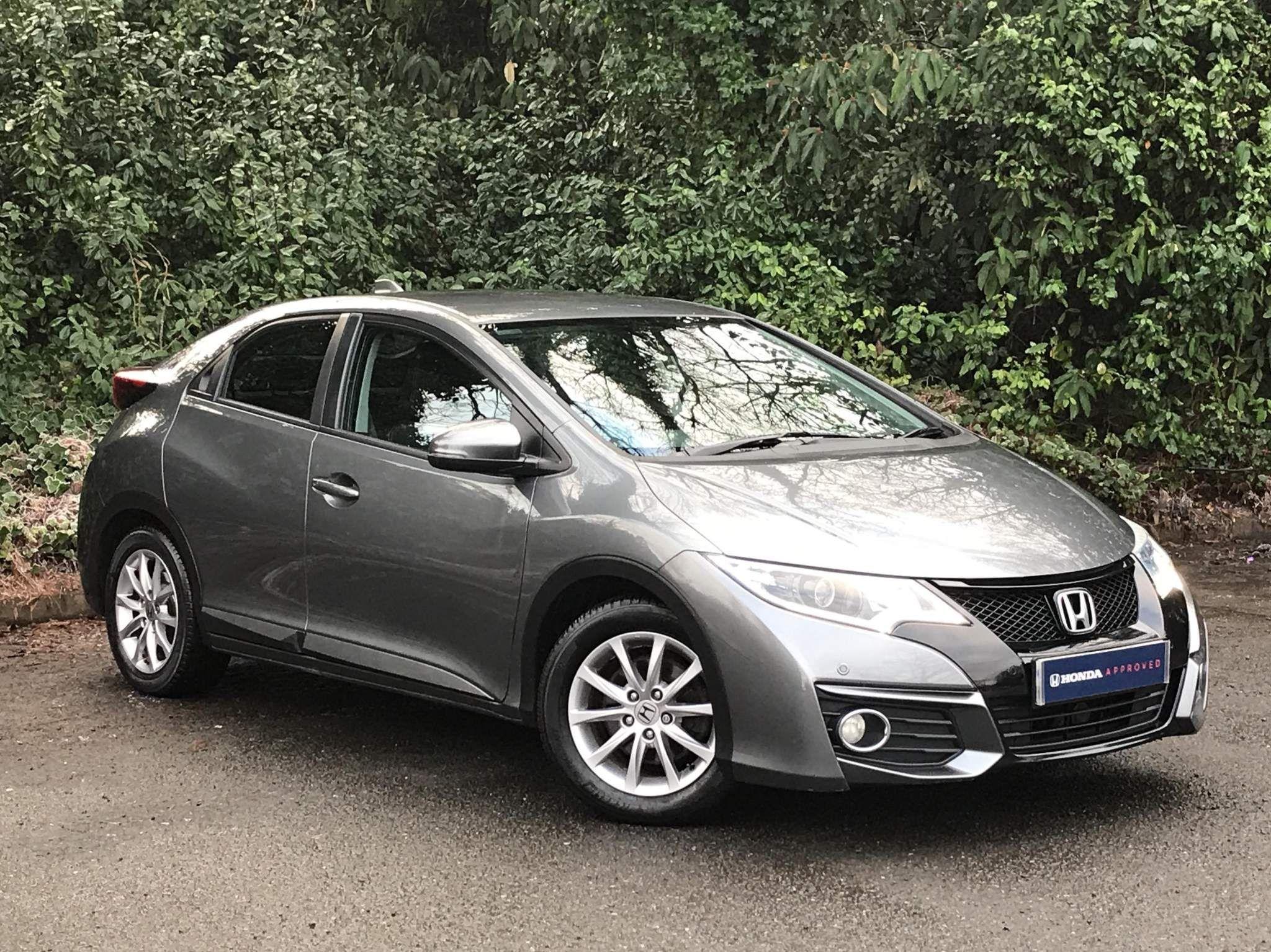 Honda Civic 1.6 i-DTEC SE Plus (Navi) (s/s) 5dr