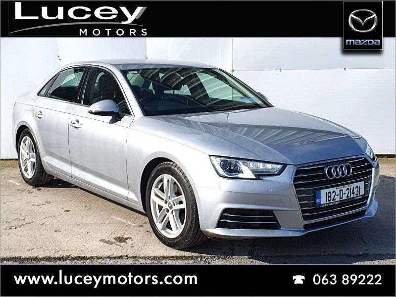 Used Audi A4 TDI // LEATHER // ULTRA (2018 (182))