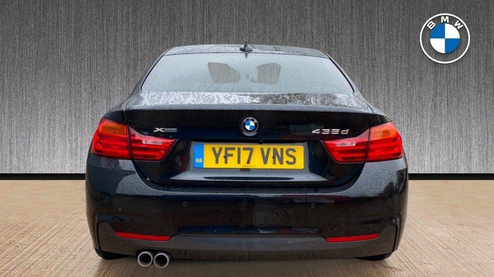 Image 15 - BMW 435d xDrive M Sport Coupe (YF17VNS)
