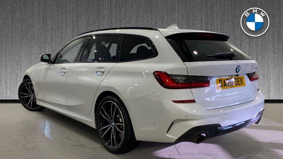 Image 2 - BMW 2.0 330i M Sport Touring Auto (s/s) 5dr (DA20OEK)