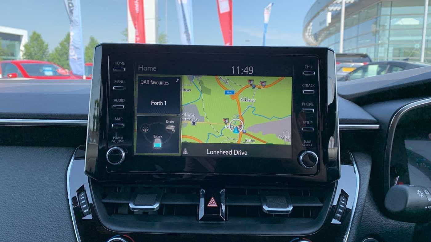 Toyota Corolla GR Sport Hybrid for sale