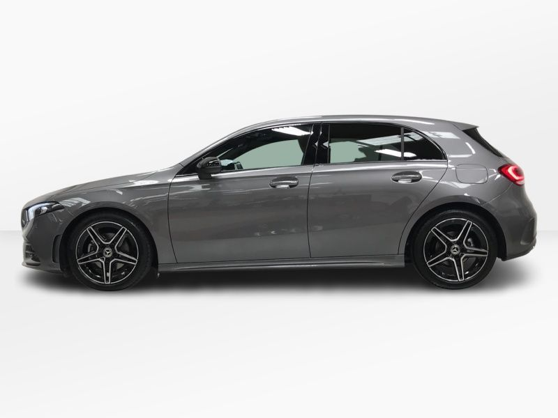 Used Mercedes-Benz A-Class A180 D AMG Line Auto Night Package (2021 (211))