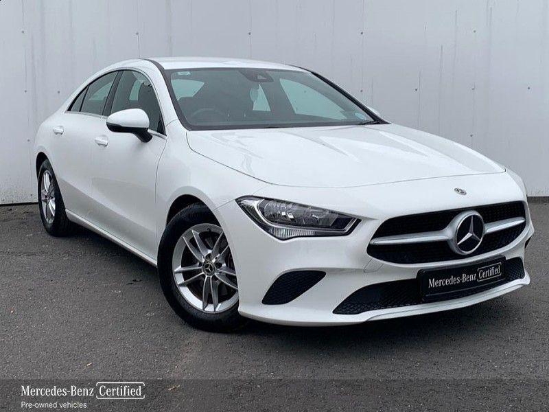 Mercedes-Benz CLA-Class **€456 PM** CLA180 Coupe 4DR