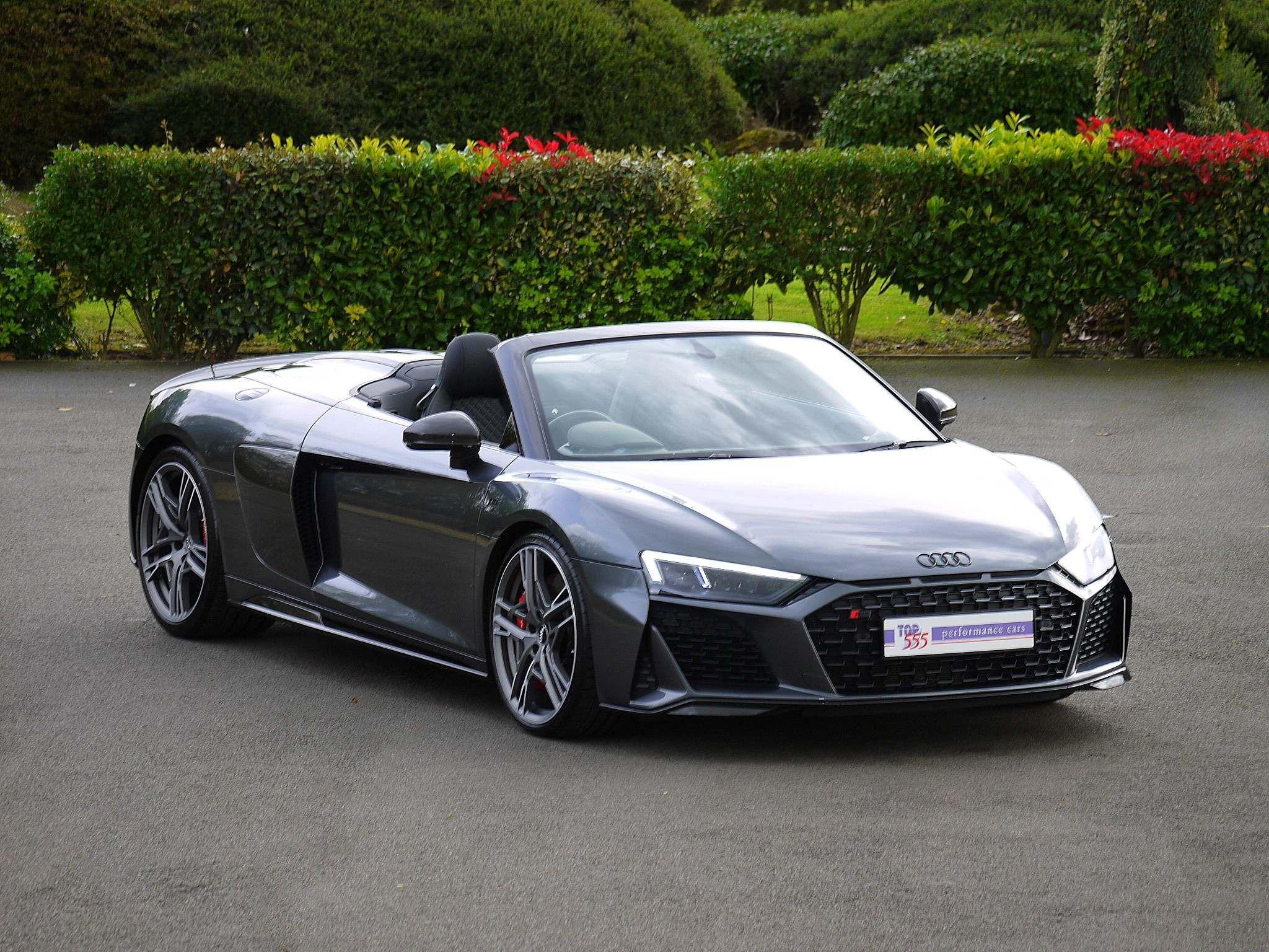 Audi R8 Performance Carbon Black Used Cars For Sale Autotrader Uk