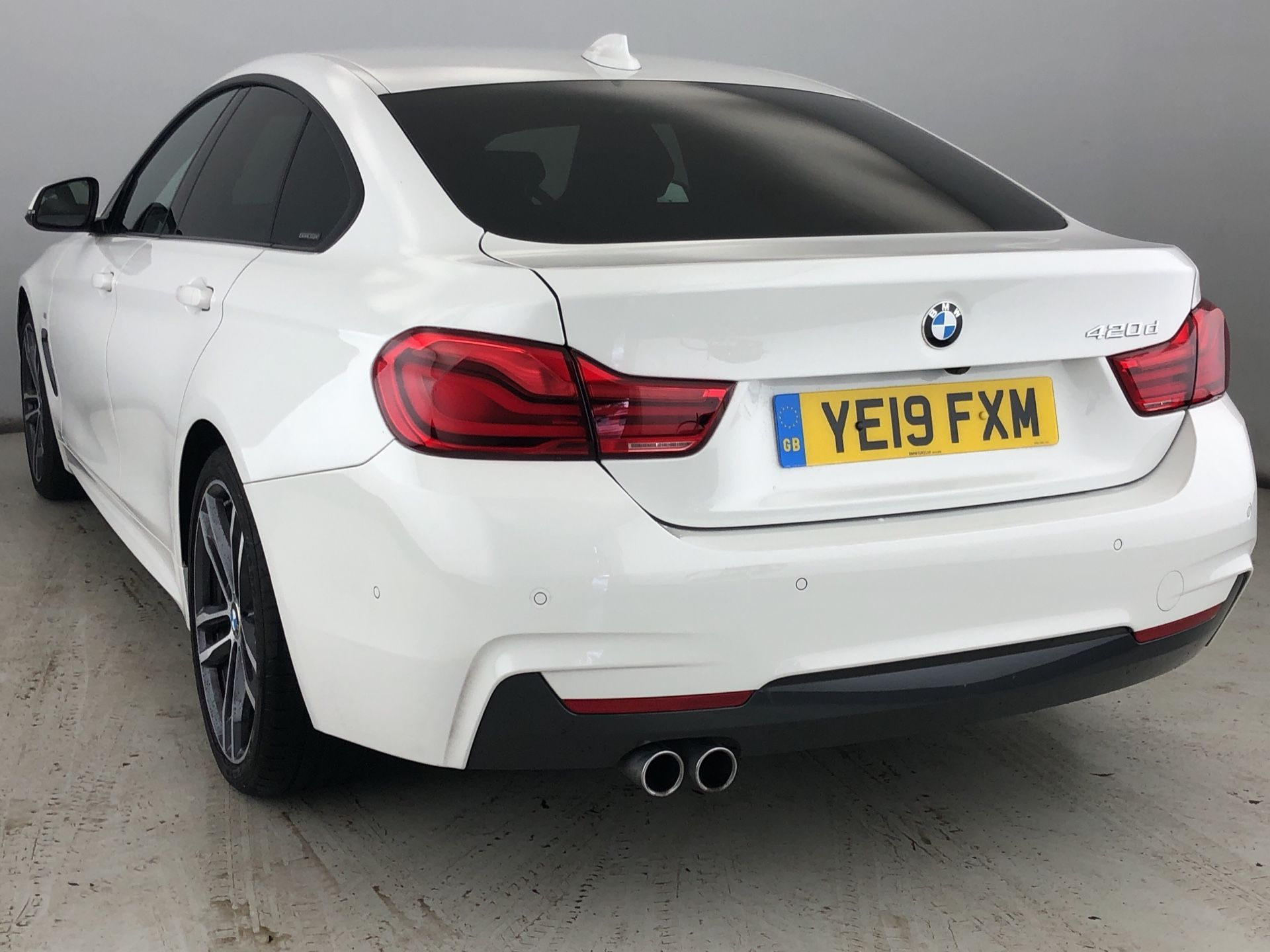 Image 2 - BMW 420d M Sport Gran Coupe (YE19FXM)