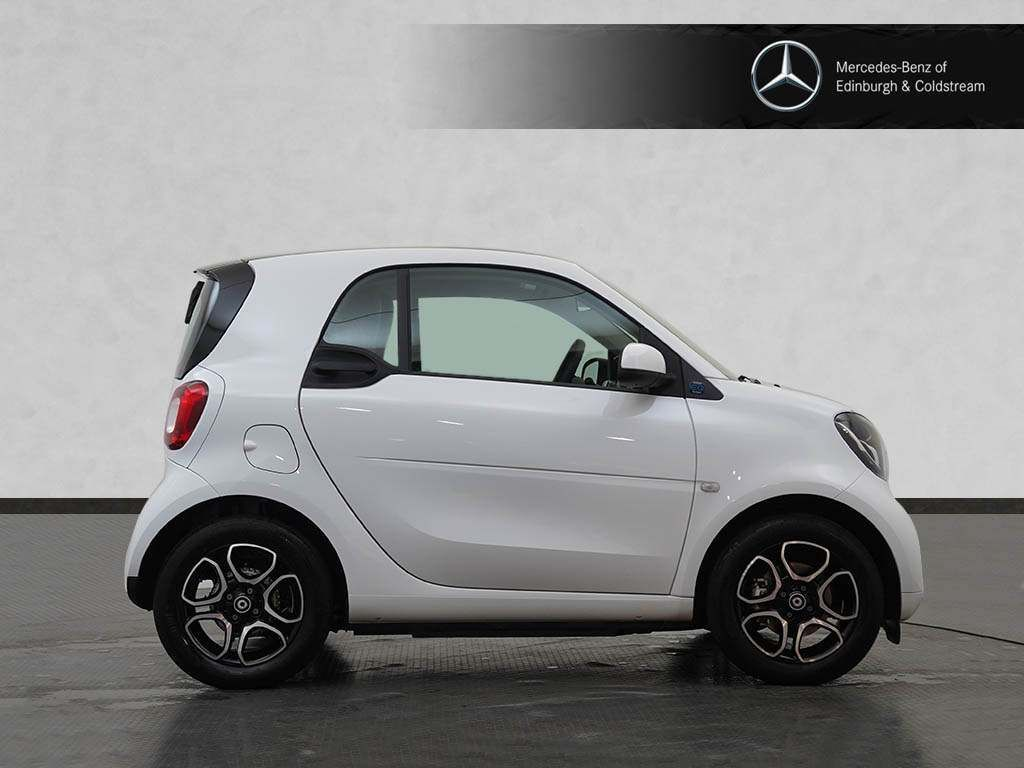 smart EQ Fortwo coupe for sale