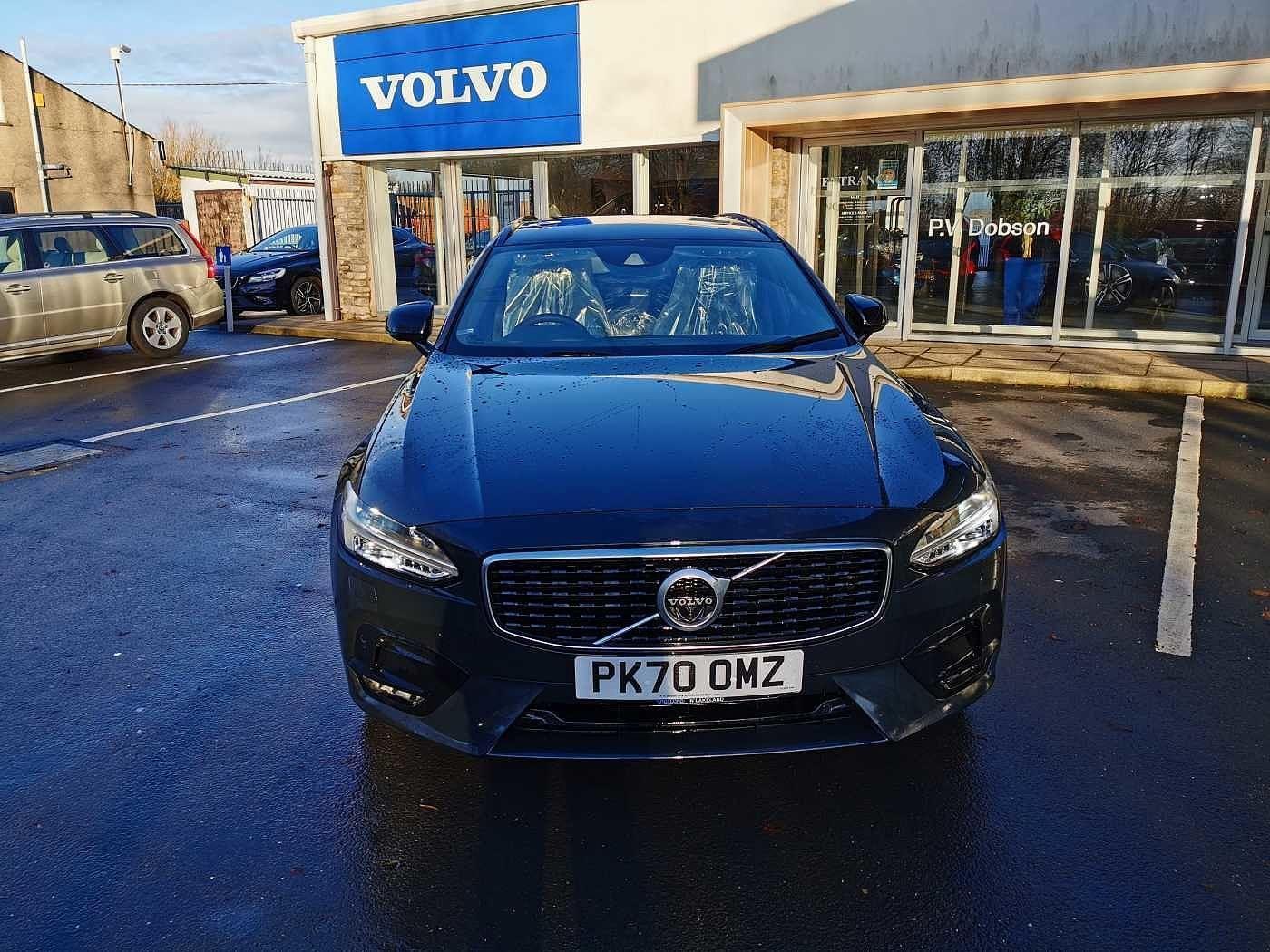 Volvo V90 2.0TD (190bhp) D4 R-Design Plus Estate