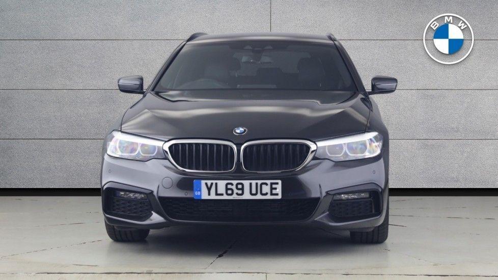 Image 16 - BMW 520d M Sport Touring (YL69UCE)