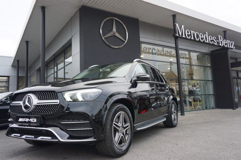Mercedes-Benz GLE-Class ---SOLD---