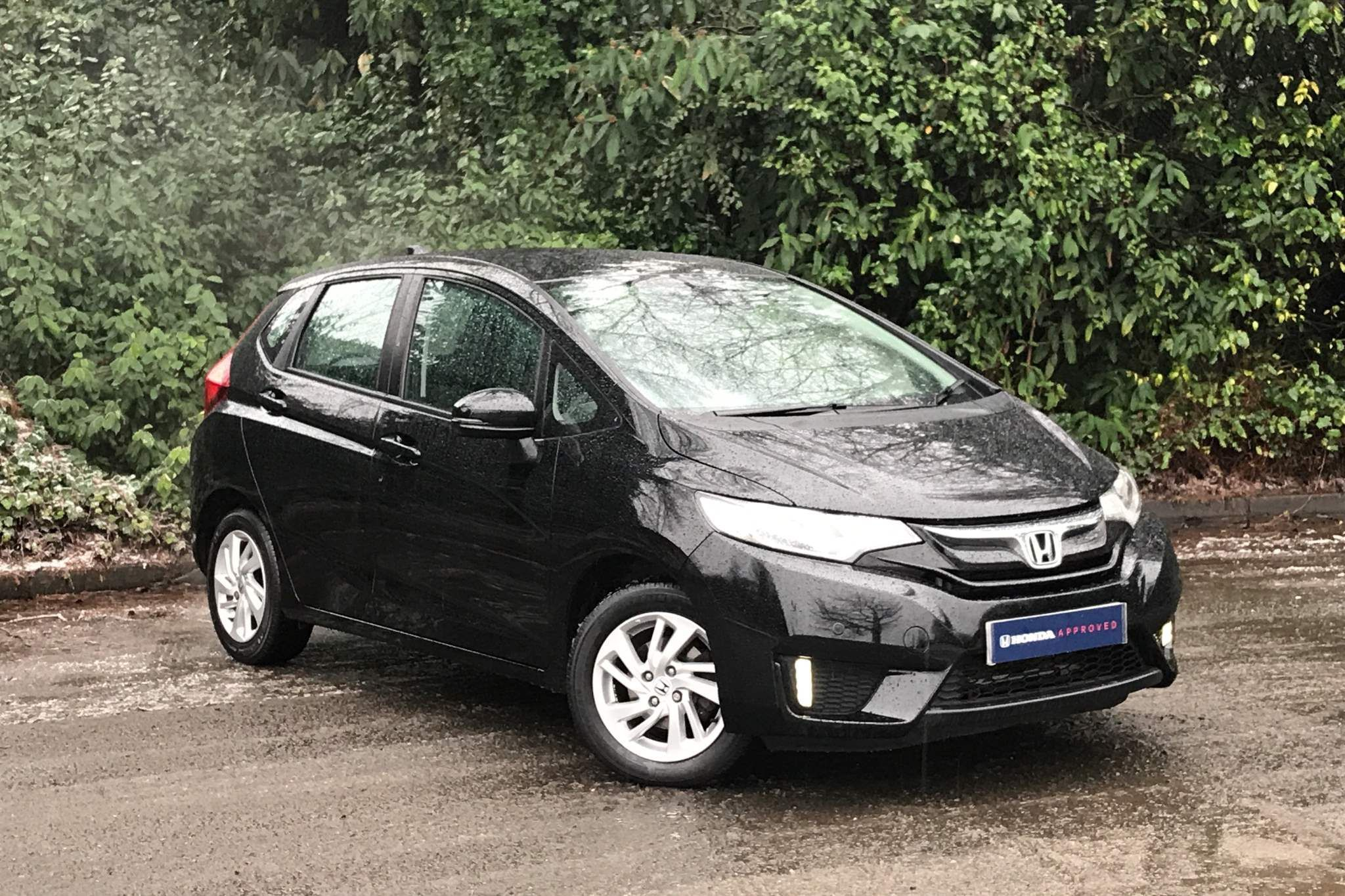 Honda Jazz 1.3 i-VTEC SE CVT (s/s) 5dr
