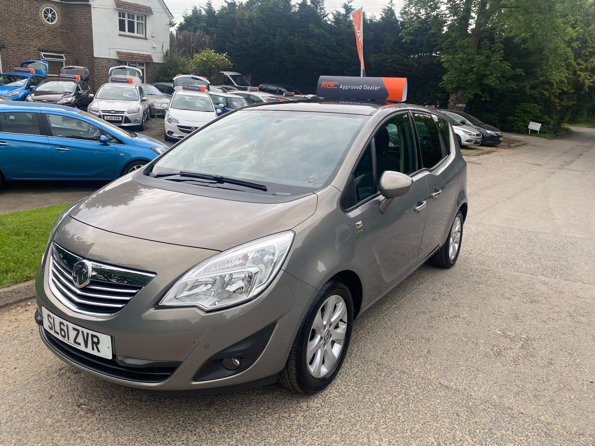 Used Vauxhall Meriva for sale